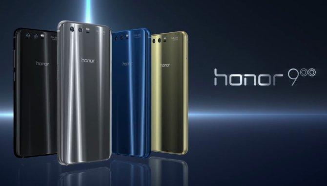 Huawei Honor 9: Dansk pris og tilgængelighed