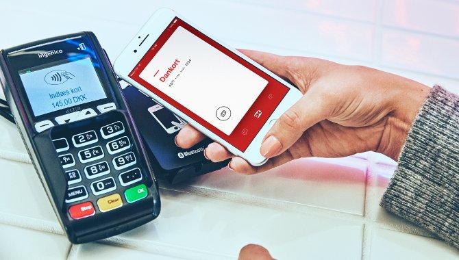 Ny mobil-Dankort feature: betal fra låst skærm