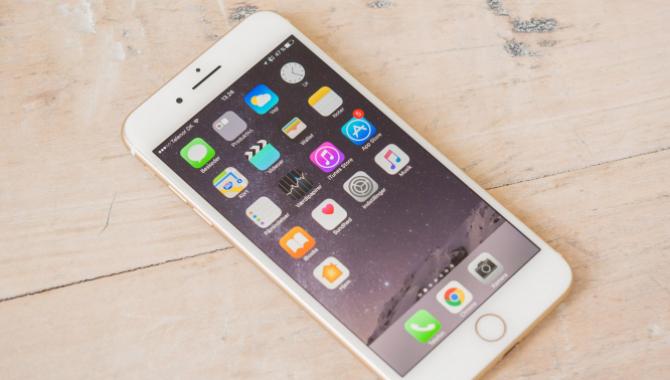 iPhones når rekordhøj markedsandel i Danmark