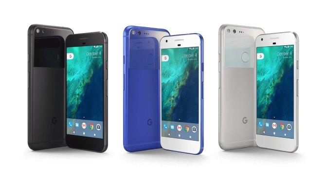 Kun 1 million Google Pixel-smartphones solgt efter 8måneder