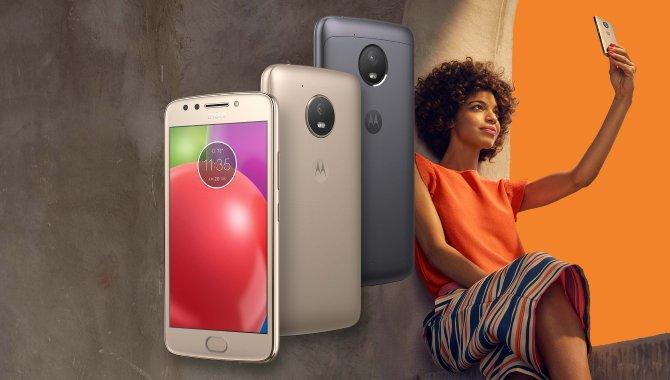 Motorola lancerer Moto E4 og E4 Plus med enormt batteri