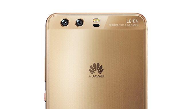 Huawei: Vi solgte flere smartphones end Apple i december