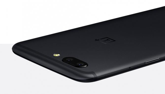 OnePlus deler foto af OnePlus 5