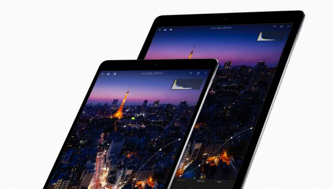 Sammenligning: Apple iPad Pro 9.7, 10.5 og 12.9