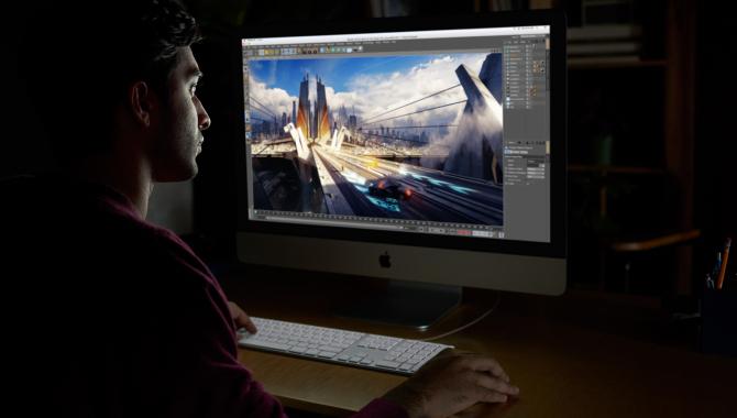 Apple iMac Pro bliver en realitet – sidst på året