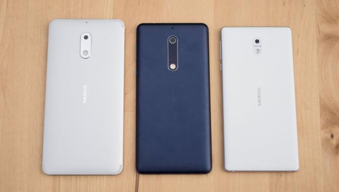 Dansk salgsstart til Nokia-smartphones næste uge
