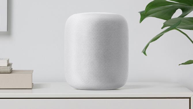Apple HomePod: en snedig Siri-styret højtaler