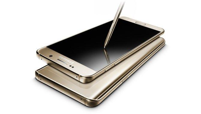 Android Nougat nærmer sig Galaxy Note 5 med hastige skridt