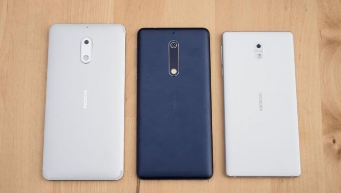 Bekræftet: Nokias nye smartphones kan købes inden juli
