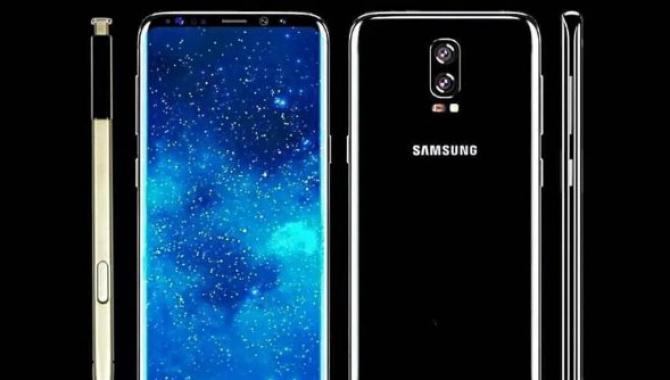 Video: her er fronten på Samsung Note 8