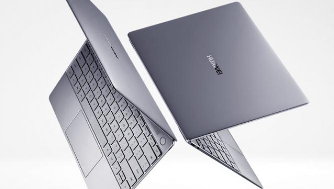 Her er Huaweis første lækre laptops: MateBook X, E og D