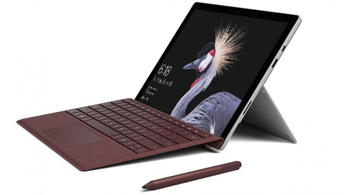 Microsofts nye Surface Pro får stærkt batteri