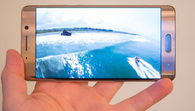 Konkurrence: Vind Huawei Mate 9 Pro