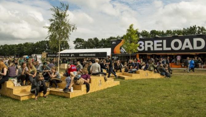 3 sætter turbo på Roskilde Festival