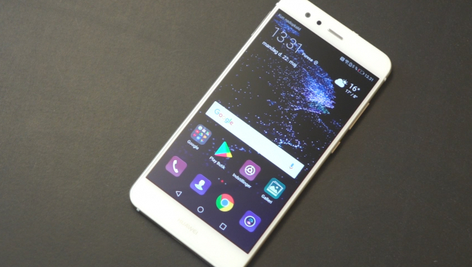 Huawei P10 Lite hands-on [WEB-TV]