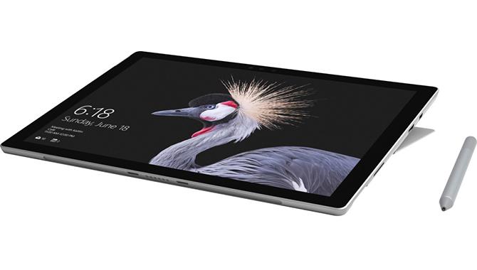 Her er Microsofts nye Surface Pro