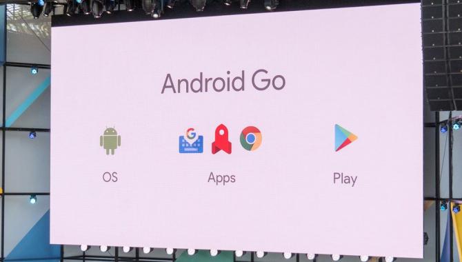 Android O udkommer i letvægtsversion