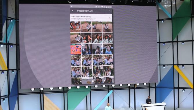 Google Fotos nye features handler om at dele