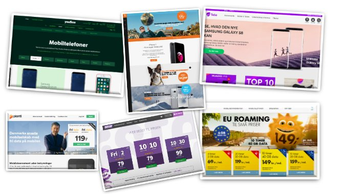 EU-roaming: Sådan har teleselskaberne ændret abonnementerne