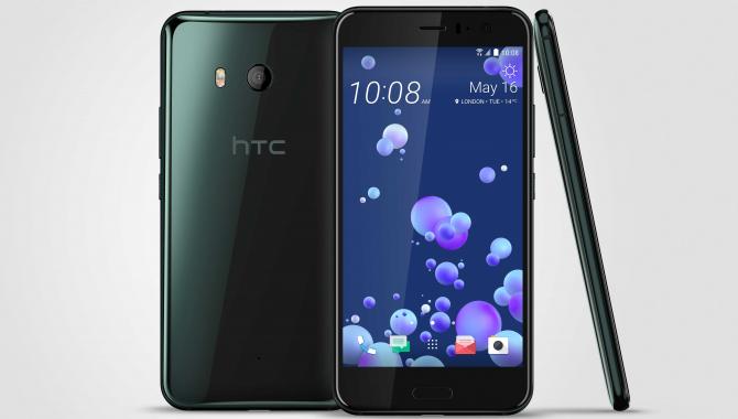 HTC U 11 lanceret: Her er alle nyhederne