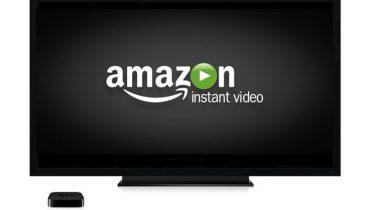 Amazon Prime Video på vej til Apple TV