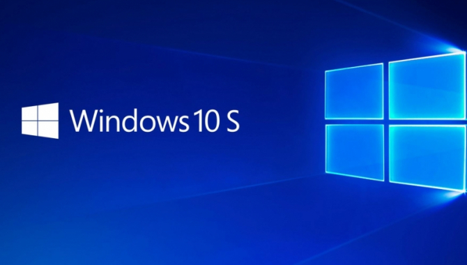 Windows 10 S er Microsofts lynhurtige discount-Windows