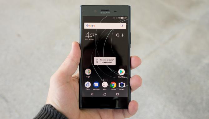 Sony Xperia XZ Premium – det første greb [WEB-TV]