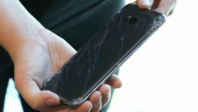 Så dyrt er det at skifte skærm på Samsung Galaxy S8+