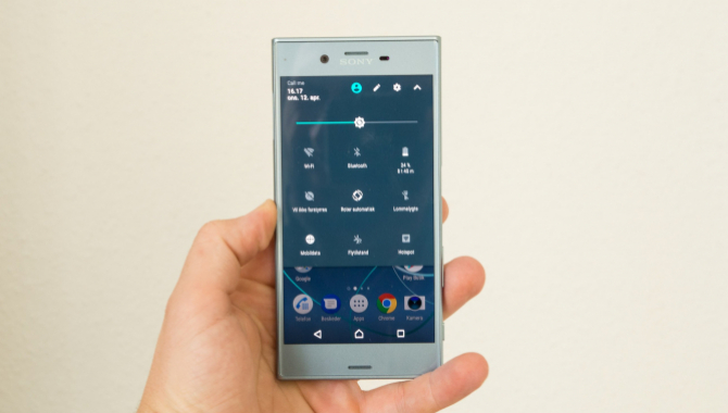 Konkurrence: Vind en lækker mobil fra Sony
