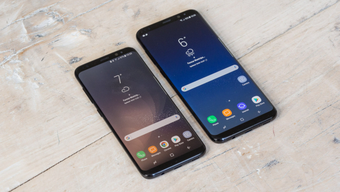 Samsung S8 eller S8+? Vælg den rette størrelse [WEB-TV]
