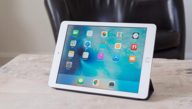 Apple iPad 9.7 (2017) – en spareøvelse [TEST]