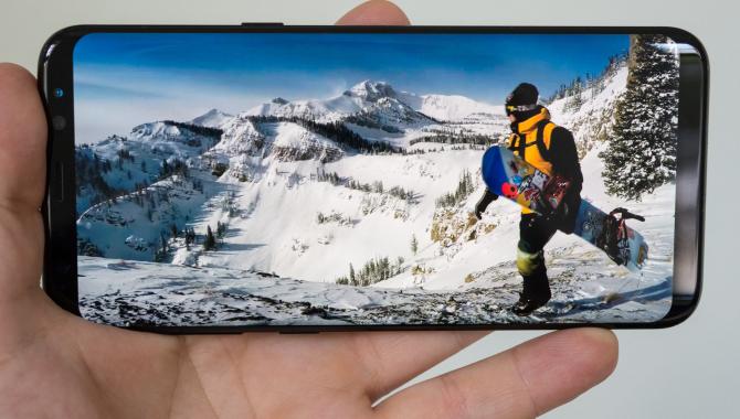 Samsung Galaxy S8 og Galaxy S8+: Næsten perfekt [TEST]