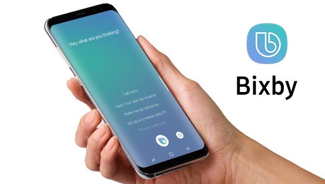 Talegenkendelse i Bixby er ikke klar i Samsung Galaxy S8