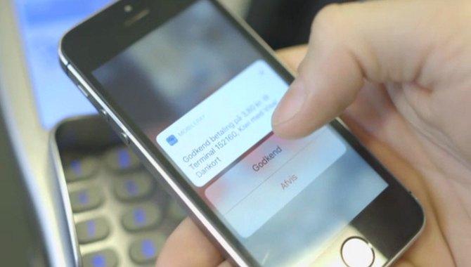 Nu kan du betale med MobilePay direkte fra låseskærmen