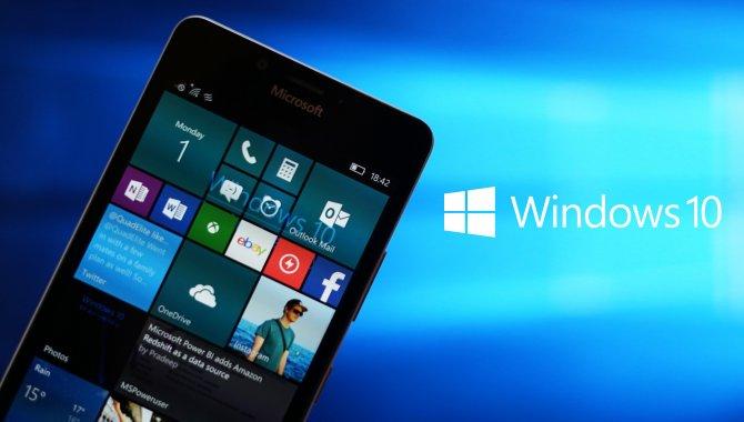 Disse 13 Windows 10-smartphones får Creators Update