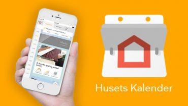 Gør huset sommerklar med appen Husets Kalender [TIP]
