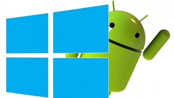 Android overhaler Windows i udbredelse