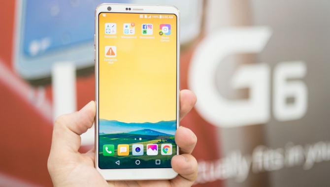 LG G6: Så kom den danske pris og tilgængelighed