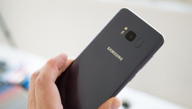 Kameraet i Samsung Galaxy S8 er et nyt modul