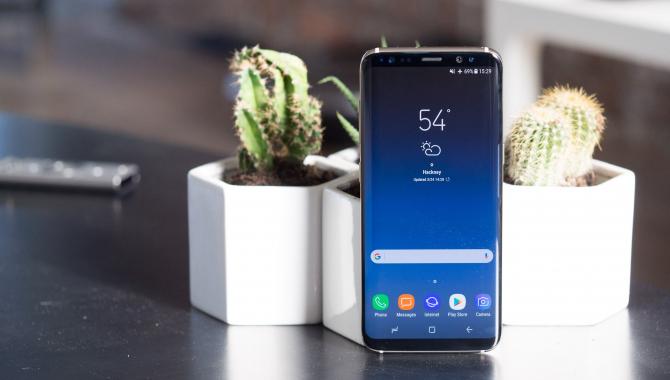Samsung sprænger grænserne med Galaxy S8 og S8+