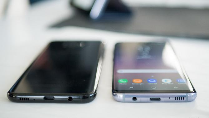 Samsung Galaxy S8 og S8+ – de tekniske specifikationer