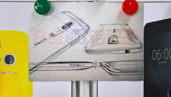 Første skitse af Nokias kommende toptelefon er ude