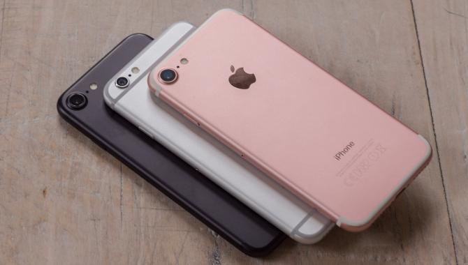 Apple dominerer listen over mest solgte smartphones i 2016