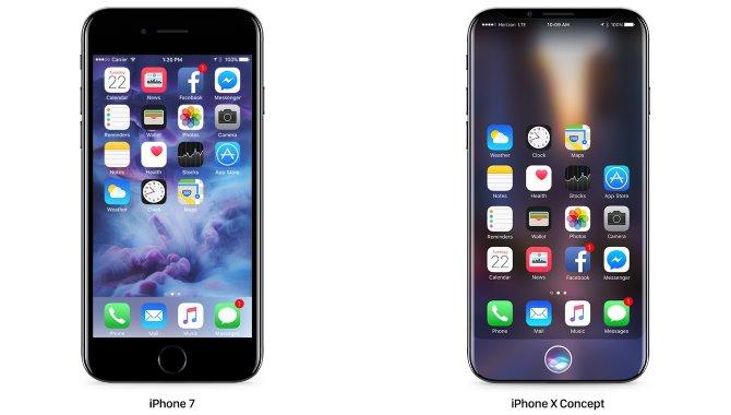 Indledende salg af high-end iPhone 8 bliver stærkt begrænset