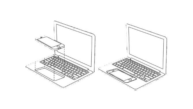 Apple-patent forvandler din iPhone til en MacBook