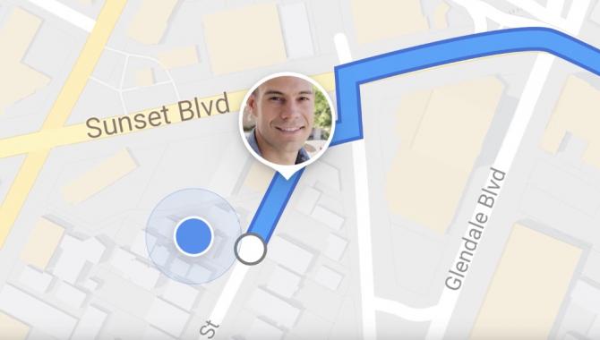 Ny Google Maps feature: del hvor du er med dine venner