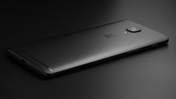 Oneplus udgiver sort OnePlus 3T særedition