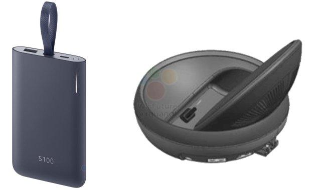 Billeder af pc-dock og powerbank til Samsung Galaxy S8 lækket