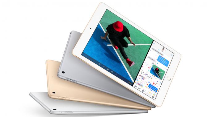 Apple afløser iPad Air 2 med ny iPad
