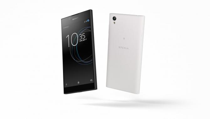 Sony lancerer Xperia L1 – stor skærm til lav pris